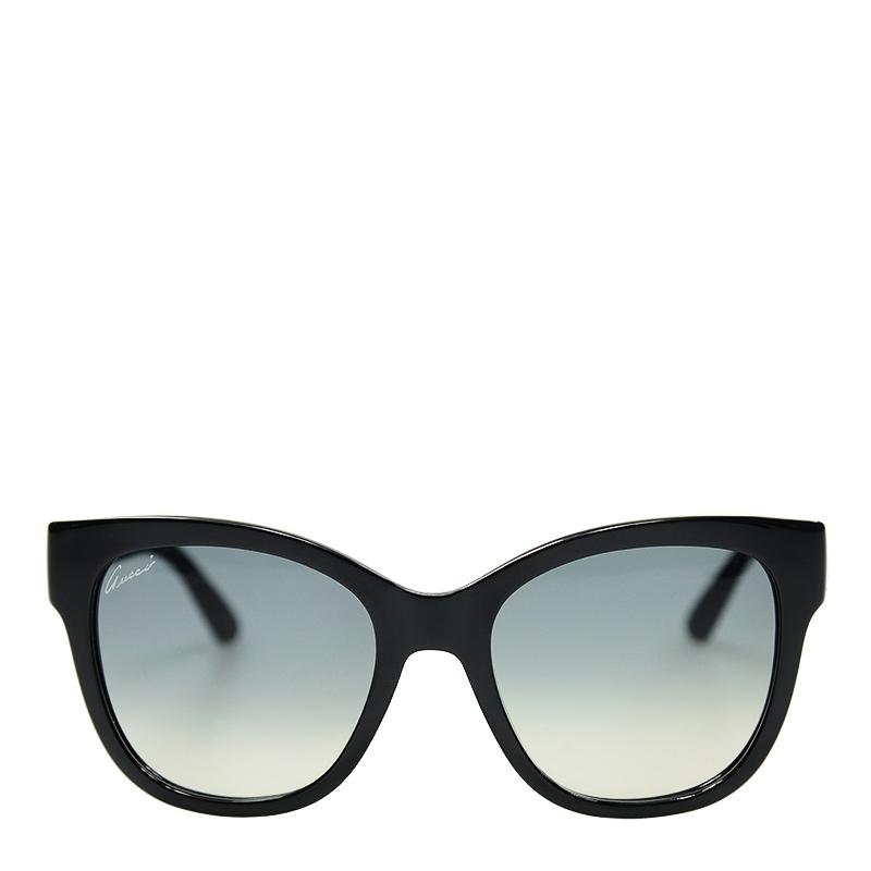 VIP STATION-全新 GUCCI 古馳 太陽眼鏡 3739/S 2EN(VK) 金屬/塑膠 黑色