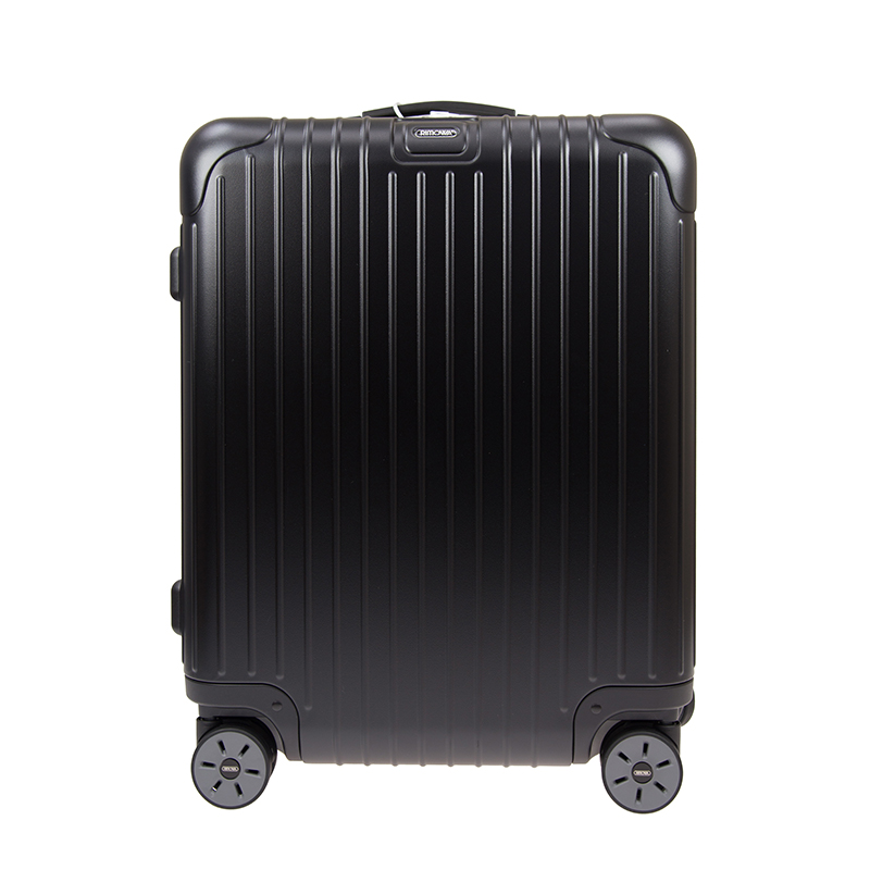 VIP STATION-全新 RIMOWA 日默瓦 旅行箱 SALSA CABIN 81156324 聚碳酸酯 黑色 22英寸 (INCH)