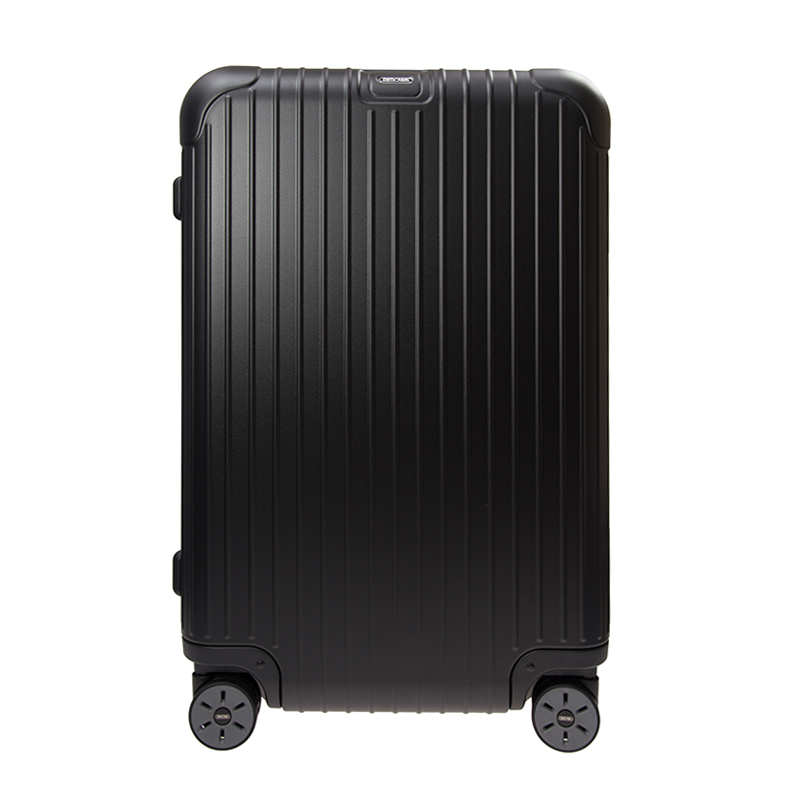 VIP STATION-全新 RIMOWA 日默瓦 旅行箱 SALSA 81163325 聚碳酸酯 黑色 26英寸 (INCH)
