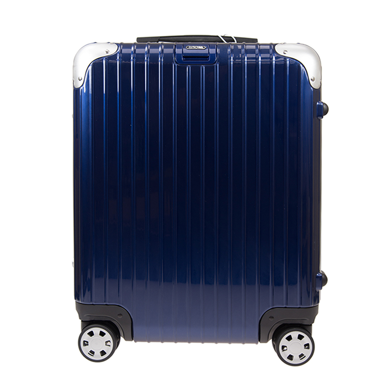 VIP STATION-全新 RIMOWA 日默瓦 旅行箱 88056214 聚碳酸酯 藍色 22英寸 (INCH)