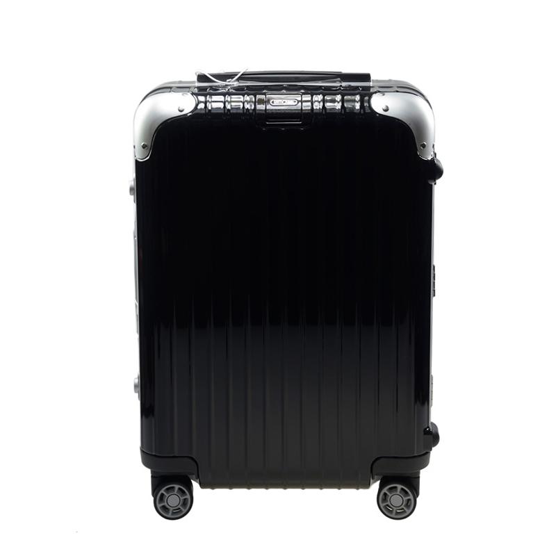 VIP STATION-全新 RIMOWA 日默瓦 旅行箱 LIMBO 88152504 聚碳酸酯 黑色 20英寸 (INCH) 可手提上機