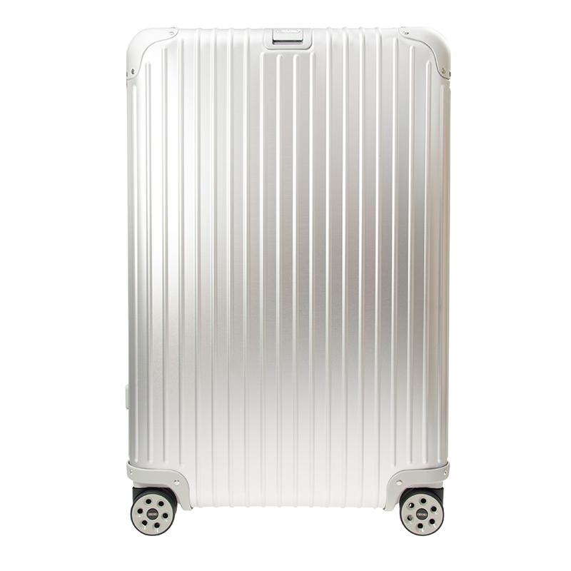 VIP STATION-全新 RIMOWA 日默瓦 旅行箱 TOPAS 92470005 鋁鎂合金 銀色 29英寸 (INCH)