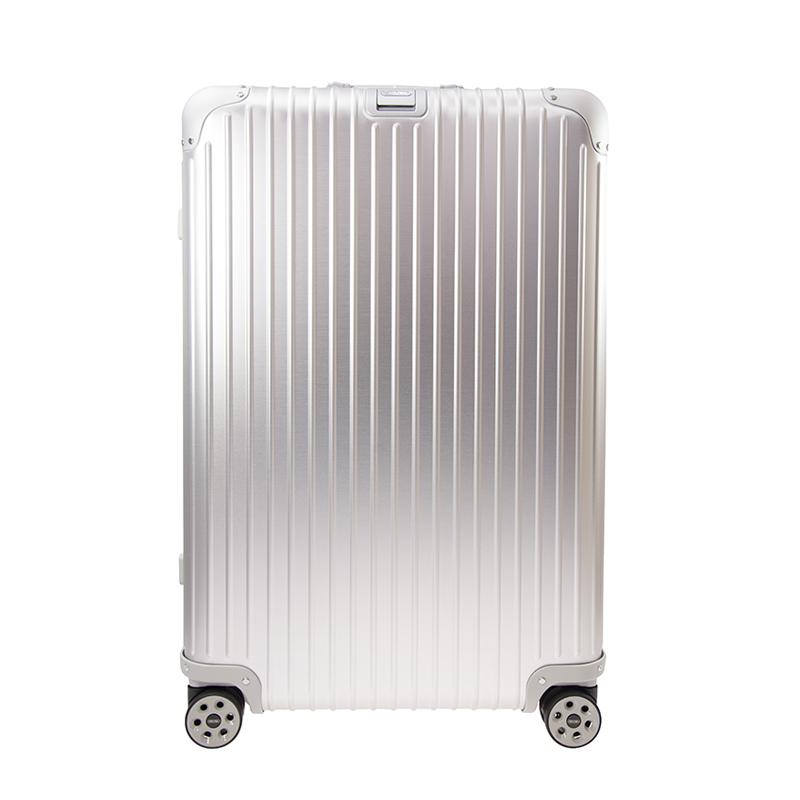 VIP STATION-全新 RIMOWA 日默瓦 旅行箱 TOPAS 92473005 鋁鎂合金 銀色 30英寸 (INCH)