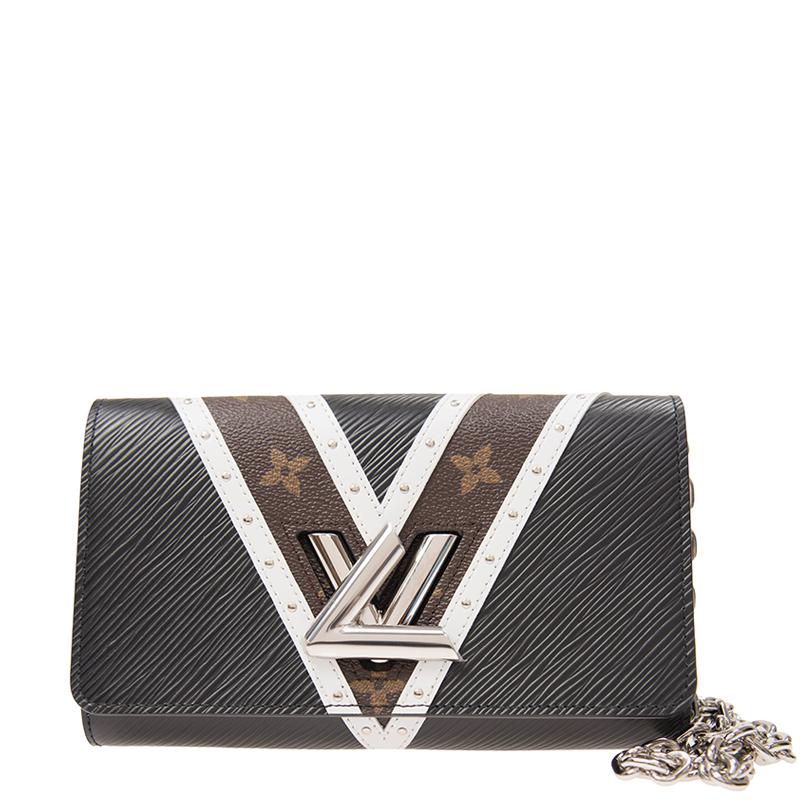 VIP STATION-全新 LOUIS VUITTON 路易威登 手袋 M63070 牛皮 黑色