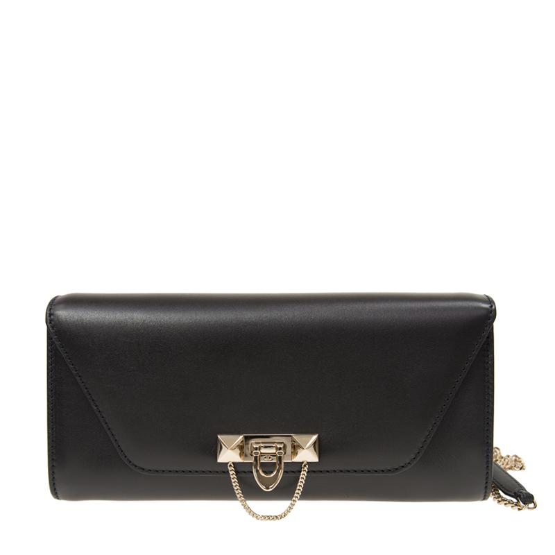 online retailer 83969 1303c 全新 VALENTINO 華倫天奴 手袋NW2B0A45 MIV 0NO 牛皮 黑色