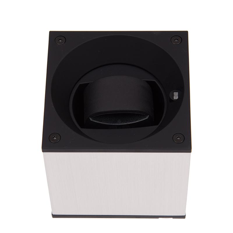 VIP STATION-全新 KUBIK 錶盒 SK01.AE000 金屬 銀色