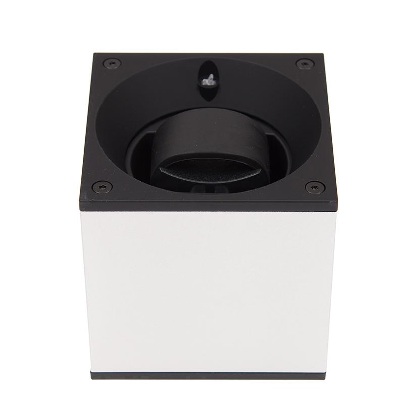 VIP STATION-全新 KUBIK 錶盒 SK01.AE002 金屬 銀色