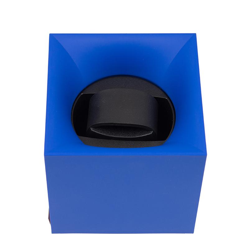 VIP STATION-全新 KUBIK 錶盒 SK01.STB.005 膠 藍色