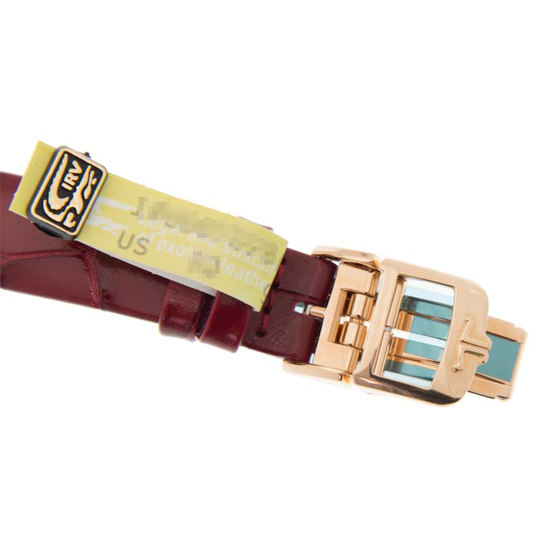 [取り寄せ/未使用品] ジャガールクルト レベルソ 18K ローズゴールド 手巻き Q3352420