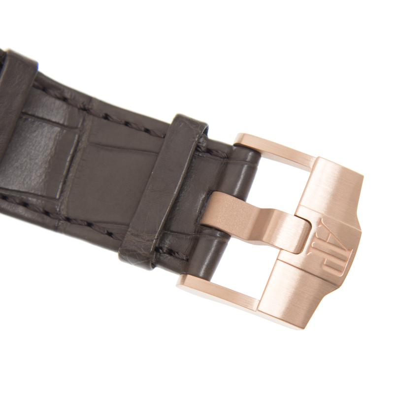 [取り寄せ/新品] オーデマピゲ ロイヤルオークオフショア 18Kローズゴールド グレー 自動巻き 26470OR.OO.A125CR.01