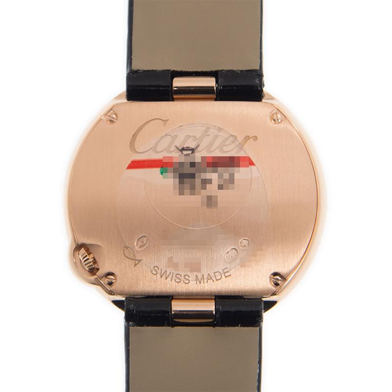 [取り寄せ/新品] Cartier カルティエ バロン ブラン ドゥ カルティエ ウォッチ WJBL0005